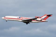 CGIKF (galenburrows) Tags: flying aircraft aviation flight kelowna boeing 727 flightcraft