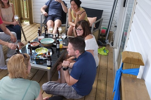 Barbecues and Parties