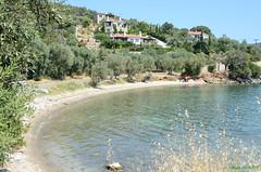 Lefokastro Bay (Just Ard) Tags: sea beach water nikon sigma greece pillion pilio sigma28300mm pagasiticgulf magnesia lefokastro  d7k d7000 nikond7000 justard