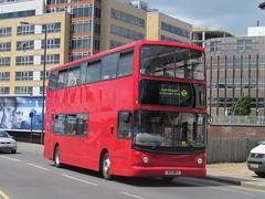 Sullivans, ALX2 (V117MEV) (Chris GBNL) Tags: bus sullivan railreplacement dennistrident alexanderalx400 v117mev alx2