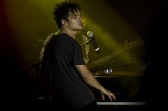 Jamie Cullum (1hr photo) Tags: jamiecullum piano pianist jazz band larmertreefestival livemusic musicfestival