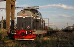 92 53 0 800558-4 (DuTZu24) Tags: 92 53 8005584 bacau train ldh gara tren