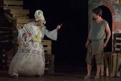 160724_MilesGloriosus_398 (sergio_scarpellini) Tags: milesgloriosus plautusfestival plautus theater teatro sarsina plauto ettorebassi justinemattera corradotedeschi