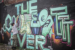 The Coolest Ever (Rodosaw) Tags: street chicago art photography graffiti culture documentation ever coolest subculture of