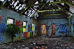 (parry101) Tags: abandoned decay urbex decaying derelict abandonment urban exploring explorer building south wales