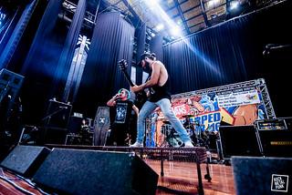 16.07.16 - Ghost Town - Vans Warped Tour Columbia // Shot by Jake Lahah