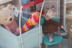 Ystad toy shop display (Maukee) Tags: ystad sweden