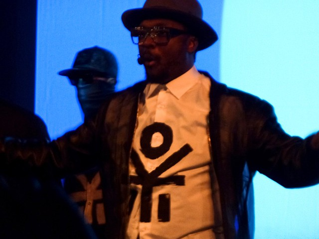 Will.I.Am - Le Trianon, Paris (2013)