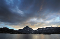 Evening Storm, Ansel Adams Wilderness (hansol0) Tags: anseladamswilderness storm thousandisland lake banner peak ritter