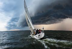 s/y Ailos at Helsinki-Tallinna Race (Antti Tassberg) Tags: 15mm 2016 action aiolos fisheye helsinki htr prime purjehdus purjevene race regatta sailing sailingboat sport tallinna yacht storm weather