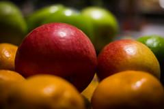 217-365 Fruit bowl (cohenvandervelde) Tags: 365project australia cohenvandervelde cowes creativecommons explore flickr flickriver melbourne scout apple canon color colour fruit green lights orange red shadow