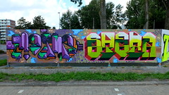 Graffiti Couwenhoek (oerendhard1) Tags: graffiti streetart urban art rotterdam meanr stern couwenhoek