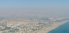 _DSC6182 (kunkache) Tags: paramotor vuelo mar almera