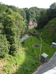Long way down (seanofselby) Tags: lesnianskie hydroelectric power station poland