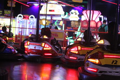 (.NG) Tags: london namco bumpy cars fun uk evening nightout