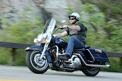 Harley-Davidson Road King 1608203629w (gparet) Tags: bearmountain bridge road scenic overlook motorcycle motorcycles goattrail goatpath windingroad curves twisties outdoor vehicle