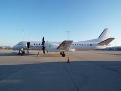 Skywork Saab 2000 (antallajos) Tags: munich airfrance klm uzbekistan airbus boeing ellinair condor germania transavia b767 b737700 b737800 a320 a319 mnchen skywork saab 2000