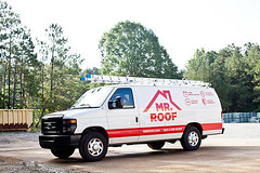 Roof Replacement Raleigh, NC (mr_roof) Tags: roofing roofingcontractors raleighroofers company van mrroof