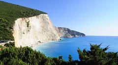 Porto Katsiki, Lefkada (rotor_flux) Tags: lefkada greece lefkas blue bluegreen nikon nikond90 tokina1224 tokina nikond90tokina