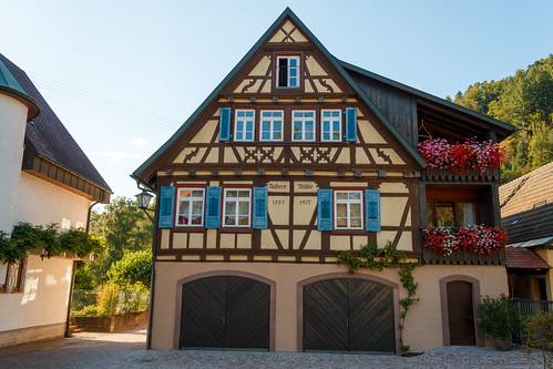 Maison à Schiltach