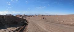 """Le désert d'Atacama: el Valle de la Luna <a style=""""margin-left:10px; font-size:0.8em;"""" href=""""http://www.flickr.com/photos/127723101@N04/29119565572/"""" target=""""_blank"""">@flickr</a>"""