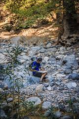 DSC_1279 (Dan Kistler) Tags: samaria gorge hiking rocks sea adventure principia college travel greece