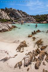Cala Napoletana (matta.eu) Tags: cala spiaggia sardegna sardinia mare estate turisti canon canon50d