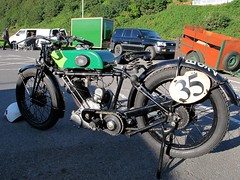 Panther 1928 at the 2016 Saltburn Hill Climb (BSMK1SV) Tags: 2016 saltburn hill climb middlesbrough district motor club vmcc south durham vintage panther pm p m 1922 1928