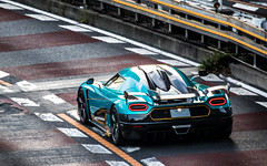 The -egg has officially hit the streets! (ayeshonline) Tags: koenigsegg agera agerarsr v8 hypercar mighty 122 automotive auto carsoftokyo car cars city tokyo japan swedish