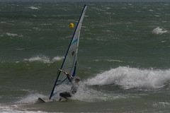 Poole Bay and Harbour August 2016 (11 of 26) (johnlinford) Tags: beach coast parkstone poole poolebay pooleharbour sandbanks sea tides water waves surfing windsurfing watersports dorset landscape