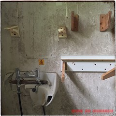 Broken (Viveca Koh FRPS) Tags: iphoneography instagram iphone basin urbanexploration derelict mortuary abandoned urbex broken
