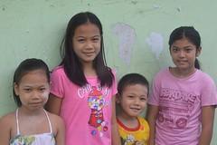 brother, sisters, friend (the foreign photographer - ) Tags: sep182016nikon four children brother sisters friend khlong bang bua portraits bangkhen bangkok thailand nikon d3200