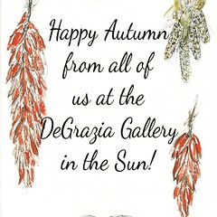 Happy Autumn! (DeGrazia Gallery in the Sun) Tags: teddegrazia degrazia ettore ted artist galleryinthesun artgallery gallery nationalhistoricdistrict nonprofit foundation adobe architecture tucson arizona az santacatalinas desert fall autumn season