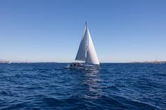 Arcipelago della Maddalena (Ste.Zani) Tags: barca vela maddalena sardegna mare sea sole spiegate vento windy sun water