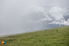 Paragliders (HendrikMorkel) Tags: austria family sonyrx100iv vorarlberg sterreich bregenzerwald mountains alps alpen berge panoramawegbezau panoramawegbaumgartenbezau