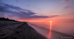 Gammendorf Strand (Re Ca) Tags: fehmarn sonnenuntergang gammendorf strand sunset meer ostsee eos70d seascape balticsea ostholstein sigma1020mm langzeitbelichtung longexposure nd30