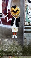 HH-Wheatpaste 3049 (cmdpirx) Tags: hamburg germany reclaim your city urban street art streetart artist kuenstler graffiti aerosol spray can paint piece painting drawing colour color farbe spraydose dose marker stift kreide chalk stencil schablone wall wand nikon d7100 paper pappe paste up pastup pastie wheatepaste wheatpaste pasted glue kleister kleber cement cutout