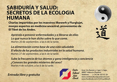 "sabiduria y salud secretos de la ecologia humana • <a style=""font-size:0.8em;"" href=""http://www.flickr.com/photos/136092263@N07/29795245586/"" target=""_blank"">View on Flickr</a>"