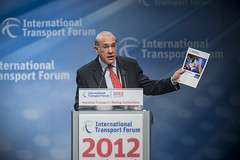 Angel Gurría launches the Transport Outlook 2012