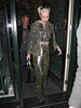 Daphne Guinness, at the Christian Louboutin After Party held at The Ivy Club. London, England