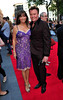 Paul Young and wife Staecy arrive at the world premiere of iLL Manors on Wednesday May 30, 2012 in London. (Photo by Jon Furniss/Invision/AP)
