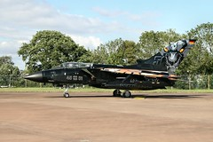 45-51 Fairford 16/07/11 (Andy Vass Aviation) Tags: tiger tornado fairford 4551 germanaf