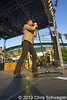 Chris Young @ WYCD Downtown Hoedown 2012, Comerica Park, Detroit, MI - 06-10-12