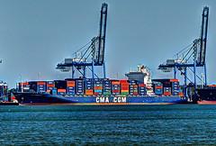 sc containership charlestonsc charlestonsouthcarolina dok1 cmacgm wandowelch anlvangaratta