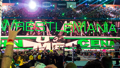 John Cena at Wrestlemania XXVIII