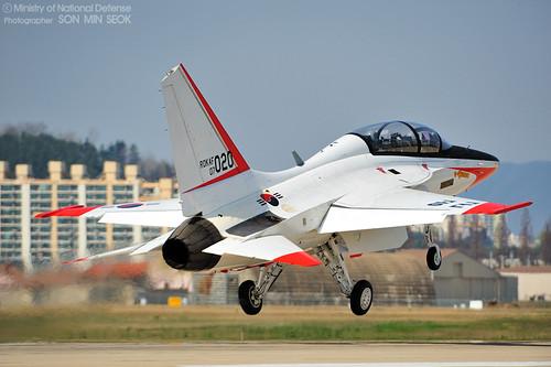 2009년 3월 공군 T-50 (1)