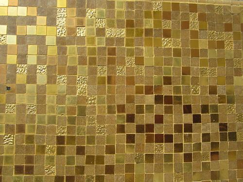 Gold tiles 2