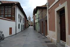 Calle de la Riba Luanco