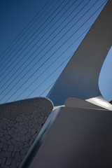 Sundial Bridge (Paula Wirth) Tags: bridge turtlebay sundialbridge sundialbridgeatturtlebay foursquare:venue=4b4d7200f964a5206dd226e3