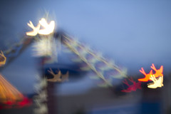 (AmyCrawford) Tags: carnival night bokeh birdbokeh shapedbokeh